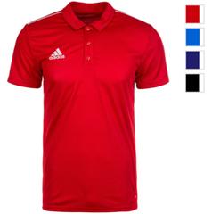 Bild zu adidas Performance Core 18 Herren Poloshirts für je 14,95€ (Vergleich: ab 17,90€)
