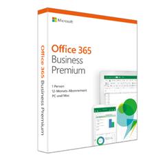 Bild zu Microsoft Office 365 Business Premium (bis zu 15 Geräte) für 64,98€