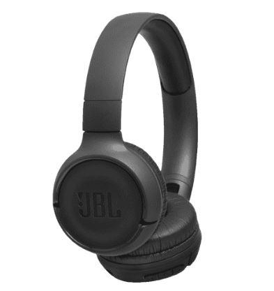 Bild zu JBL T 560 BT, On-ear Kopfhörer, Bluetooth, Schwarz für 29€ (VG: 48,99€)