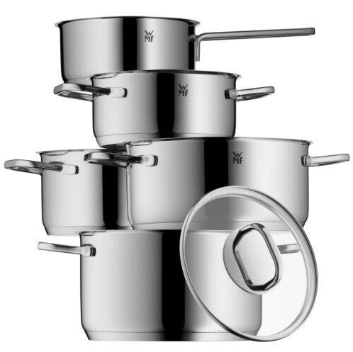 Bild zu WMF Kochgeschirr-Set 5-teilig Intension ab 94,46€ (VG: 129,95€)