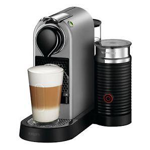 Bild zu Krups XN 760B Nespresso New CitiZ&milk Nespressoautomat für 99,90€ inkl. Versand (VG: 139€)