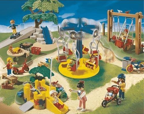 Bild zu PLAYMOBIL 5024 Großer Spielplatz für 34,99€ (VG: 49,50€)