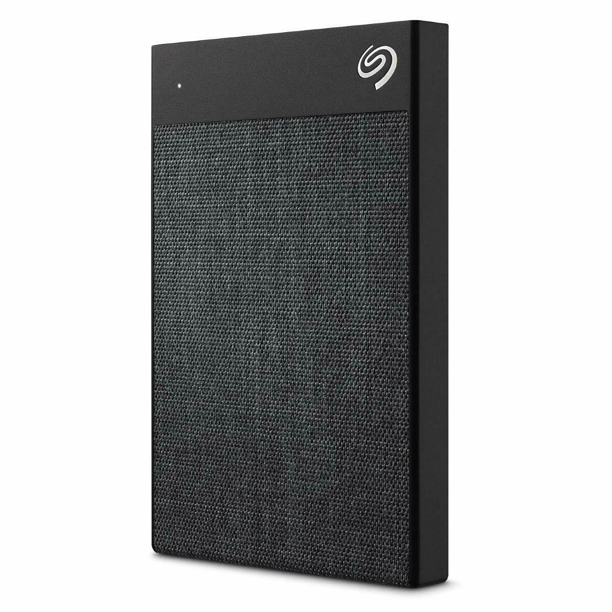 Bild zu 2,5 Zoll externe Festplatte Seagate Backup Plus Ultra Touch (2 TB) für 55,55€ (Vergleich: 76,22€)