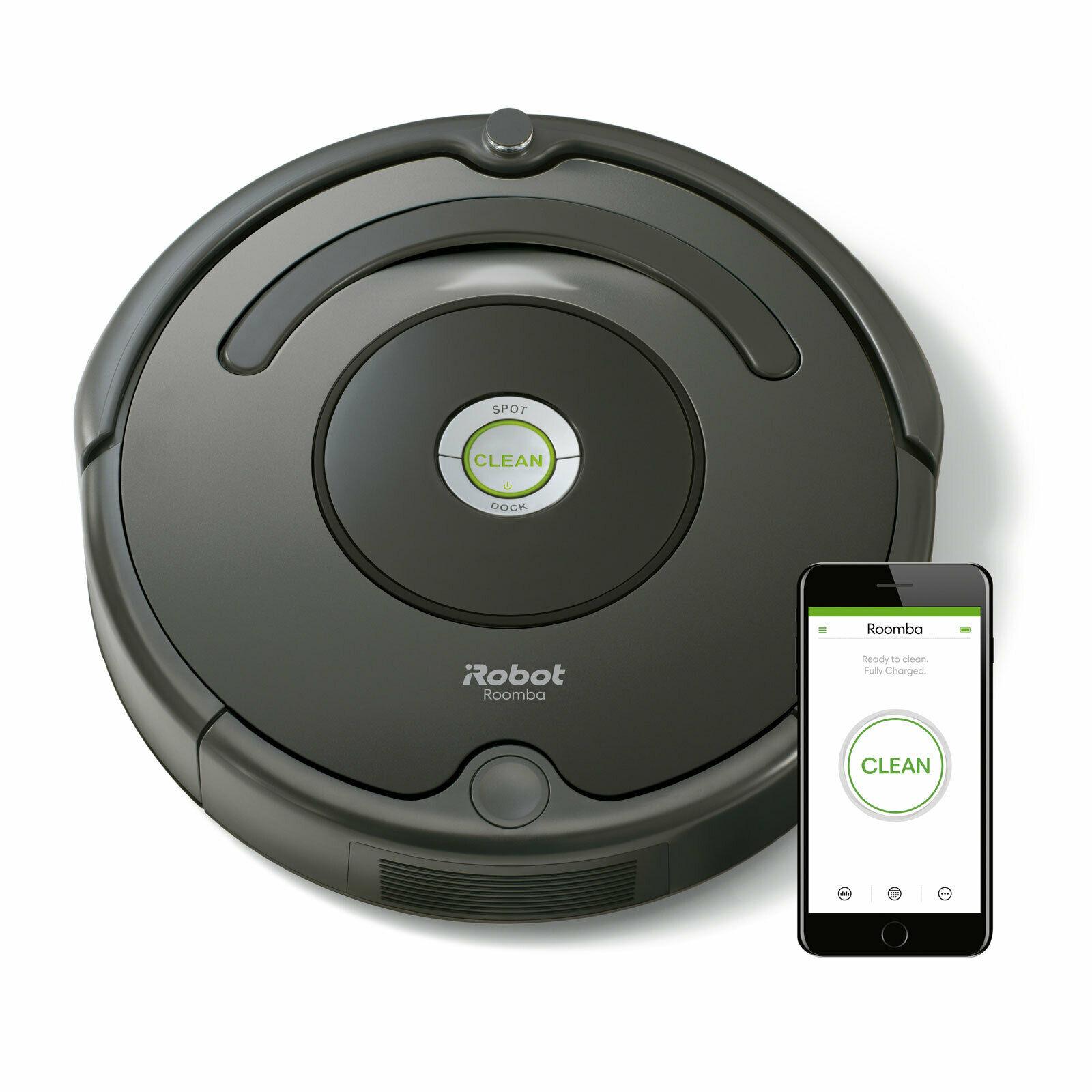 Bild zu Saugroboter iRobot Roomba 676 für 199€ (Vergleich: 246€)