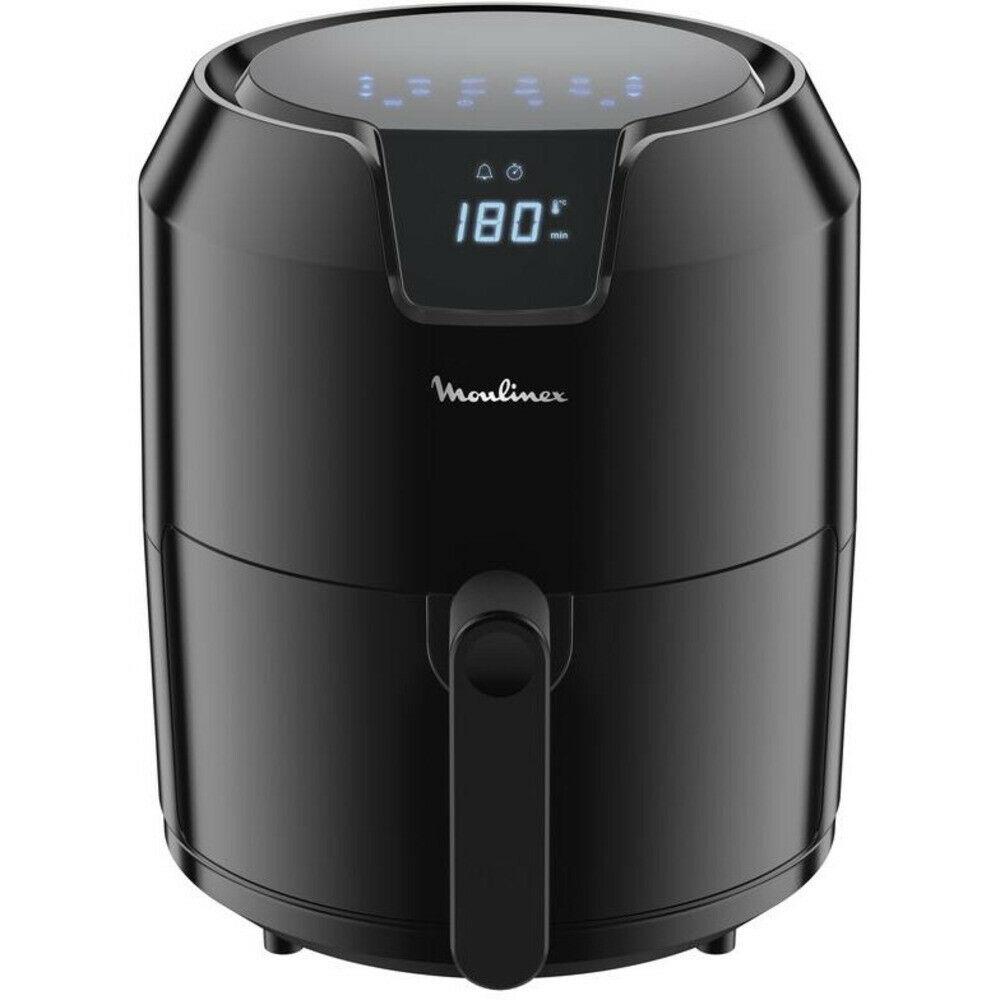 Bild zu Moulinex EZ4018 Heissluftfritteuse Easy Fry Precision für 69€ (Vergleich: 98€)