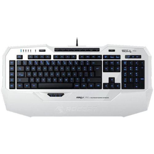 Bild zu Gaming Tastatur Roccat Isku FX Multicolor Gaming für 44,90€ (Vergleich: 49,99€)