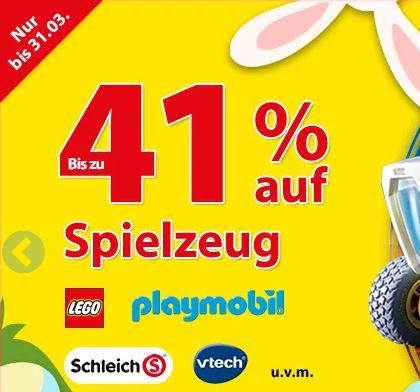 Bild zu Spiele Max: bis 41% Rabatt auf verschiedene Spielzeugmarken