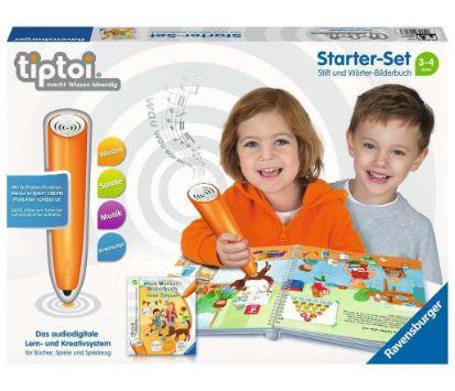 Bild zu tiptoi Starter-Set (Mein Wörter-Bilderbuch Unser Zuhause) für 27,27€ (VG: 38,24€)