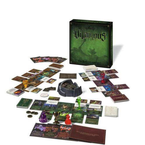 Bild zu RAVENSBURGER Disney Villainous (Strategiespiel für Erwachsene) für 21,24€ (VG: 26,99€)