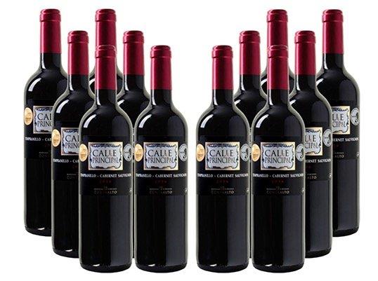 Bild zu 18 Flaschen Calle Principal Cabernet Sauvignon Rotwein für 59,72€ – 11-fach prämiert