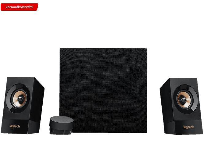 Bild zu LOGITECH Z533 Multimedia Speaker System für 53€ (VG: 69,98€)