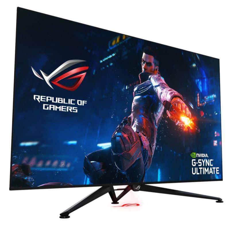 Bild zu ASUS ROG PG65UQ Gaming Monitor (65″, 4K UHD, 144Hz, 4ms) für 2463,90€ (VG: 3599€)