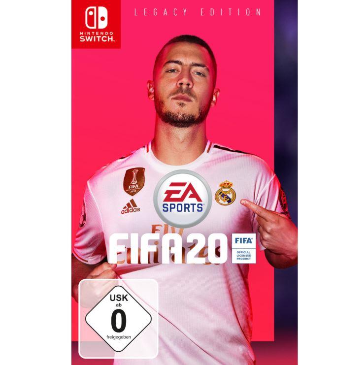 Bild zu FIFA20 Legacy Edition für die Nintendo Switch für 21,98€ (VG: 27,99€)
