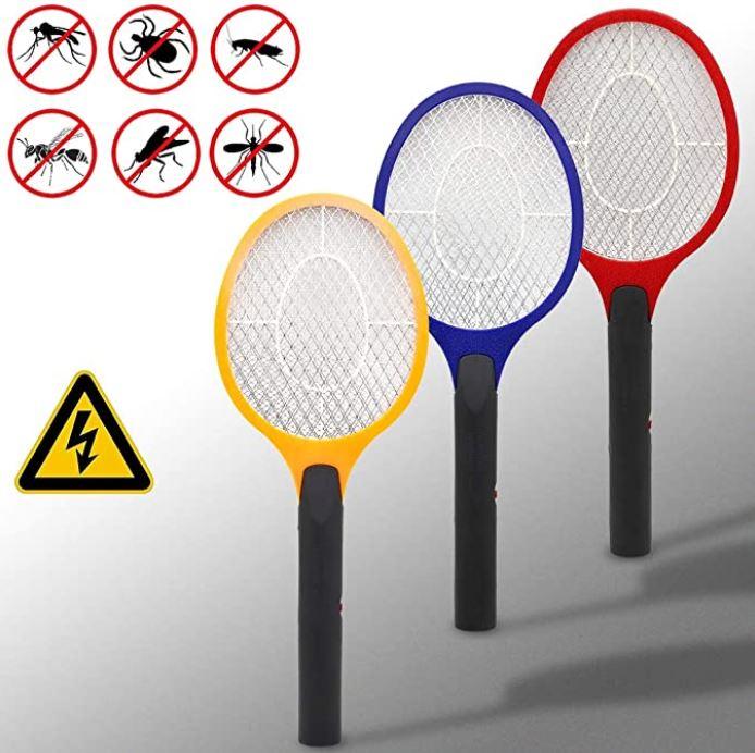 Bild zu 3 mal wolketon elektrische Fliegenklatsche für 10,42€ dank 30% Rabattgutschein