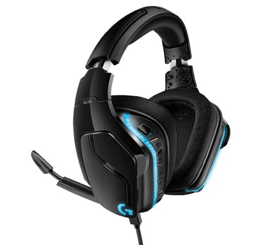 Bild zu LOGITECHG635 LYGHTSYNC Gaming Headset Schwarz für 75€ (VG: 98€)