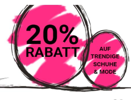 Bild zu Gebrüder Götz: 20% Rabatt auf trendige Schuhe und Mode