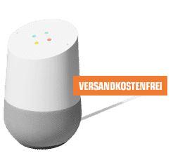Bild zu 2 x Google Home Handsfree Smart-Speaker für 89€ (VG: 125,98€)