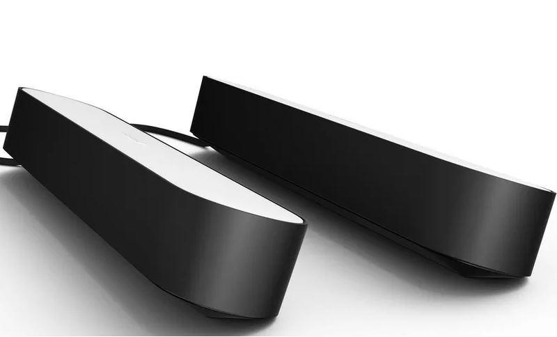 Bild zu [ausverkauft] Philips Hue LED Tischleuchte »HUE PLAY« Doppelpack für 77,34 (VG: 105,89€)