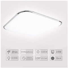 Bild zu Hengda LED Deckenleuchte/Deckenlampe 18W & 24W ab 16,79€