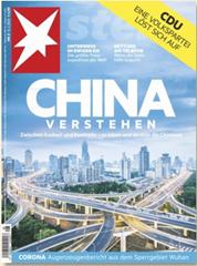 """Bild zu Halbjahresabo (26 Ausgaben) der Zeitschrift """"Stern"""" zum Preis von 135,20€ + 135€ Amazon.de Gutschein"""