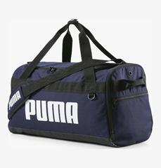 Bild zu Puma Sporttasche Challenger Duffel Bag M blau für 15€ (Vergleich: 24,95€)