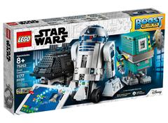 Bild zu LEGO Star Wars – Boost Droide (75253) für 108€ (Vergleich: 127,49€)