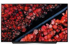 Bild zu LG OLED55C97LA OLED TV (Flat, 55 Zoll, 139 cm, UHD 4K) + Nintendo Switch Lite in grau für 1333€