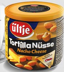 Bild zu ültje Tortilla Nüsse Nacho Cheese kostenlos testen