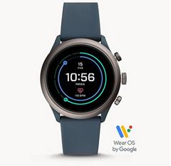 Bild zu Fossil Smartwatch Sport Silikon für 99€ (VG: 143,98€)