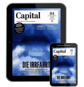 Bild zu Capital Digital E-Paper im Prämien-Abo ab 75,04€ + bis zu 75€ Gutschein
