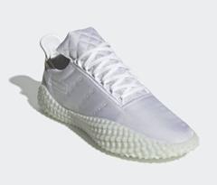 Bild zu adidas Originals Kamanda Sneaker white für 49,95€ (Vergleich: 64,98€)