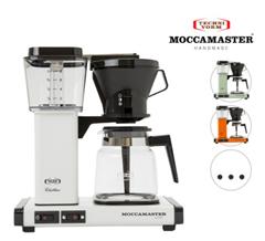 Bild zu Moccamaster KBG 741 Filterkaffeemaschine für je 155,90€ (Vergleich: 202,90€)