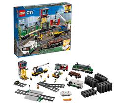 Bild zu LEGO City – Güterzug (60198) für 124,99€ (Vergleich: 139,97€)