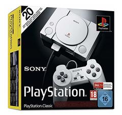 Bild zu SONY PlayStation® Classic für 34,11€ (Vergleich: 48,95€)