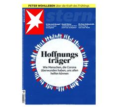 """Bild zu 52 Ausgaben """"Stern"""" für 254,80€ inkl. 180€ Verrechnungsscheck als Prämie"""