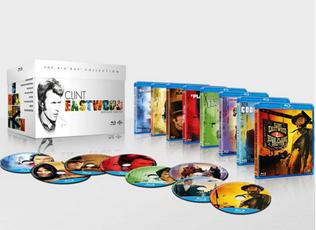 Bild zu Clint Eastwood – Eight Movie Collection (Blu-ray) für 15,29€