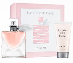 Bild zu LANCÔME La vie est belle Duftset (Eau de Parfum 30 ml, Körperlotion 50 ml) für 35€ (Vergleich: 48,44€)