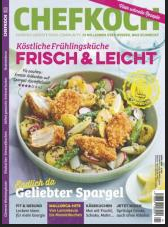 """Bild zu Jahresabo der Zeitschrift """"Chefkoch"""" für 38,40€ + 30€ Prämie"""