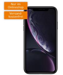 Bild zu APPLE iPhone XR für 49€ (VG: 599,99€) mit 10GB LTE Datenflat und Sprachflat im Telekom Netz für 26,99€/Monat