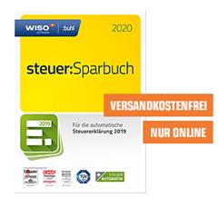 Bild zu WISO steuer:Sparbuch 2020 (Box mit CD) für 19€