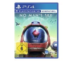 Bild zu HELLO GAMES No Man's Sky Beyond – [PlayStation 4] für 16,99€ (Vergleich: 23,85€)