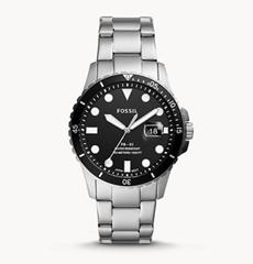 Bild zu Fossil Herren Armbanduhr (FS5652) aus Edelstahl für 43,86€ + kostenlose Gravur (Vergleich: 99,47€)