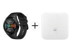 Bild zu Huawei Watch GT 2e Smartwatch + HUAWEI AH100 Körperfettwaage für 168,99€ (Vergleich: 206,89€)