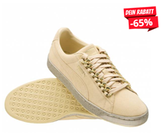 Bild zu PUMA Suede Classic x Chains Sneaker für 39,30€ (Vergleich: 50,90€)