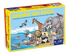 Bild zu Huch Bevölkert die Erde / Inhabit the Earth für 11,94€ (Vergleich: 39,99€)