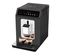 Bild zu KRUPS EA895N Evidence Kaffeevollautomat (2.3 Liter Wassertank, 15 bar, Meteor Graphit) für 499€ (Vergleich: 584,95€)