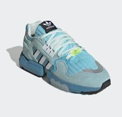 Bild zu adidas Originals ZX Torsion Trainers Herren Sneaker blau für 64,95€ (Vergleich: 89,90€)