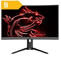Bild zu MSI Optix MAG272CRX LED-Monitor (schwarz, AMD Free-Sync, FullHD, 240 Hz) für 355,99€ (Vergleich: 446,95€)