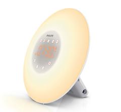 Bild zu Philips Wake Up Light HF3508/01 Lichtwecker für 49,99€ (Vergleich: 89,90€)