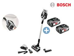 Bild zu Bosch Unlimited Akkustaubsauger BCS1ULTD inkl. zwei Akkus für 308,90€ (Vergleich: 394,98€)